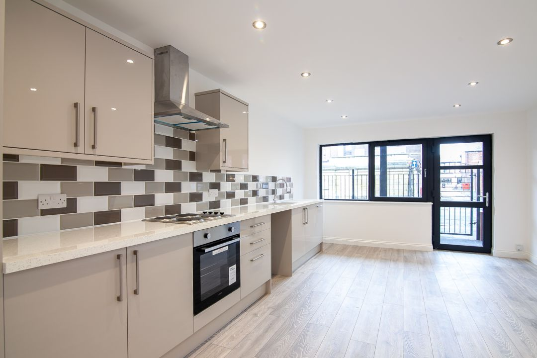 Kitchen/Living area 2