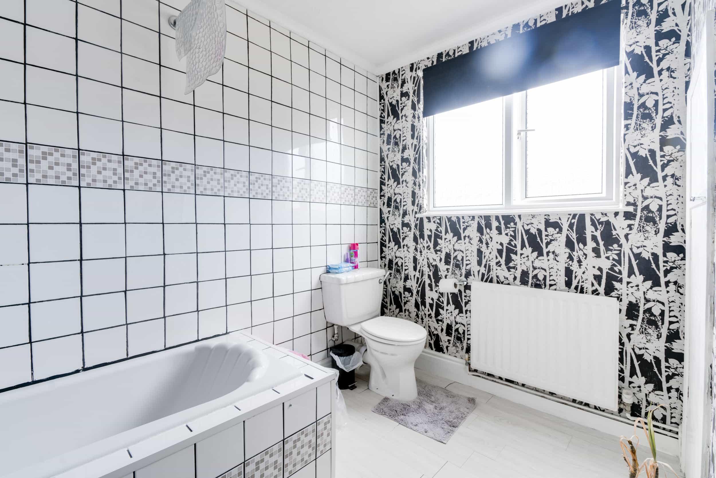 Jefferson St. Bathroom
