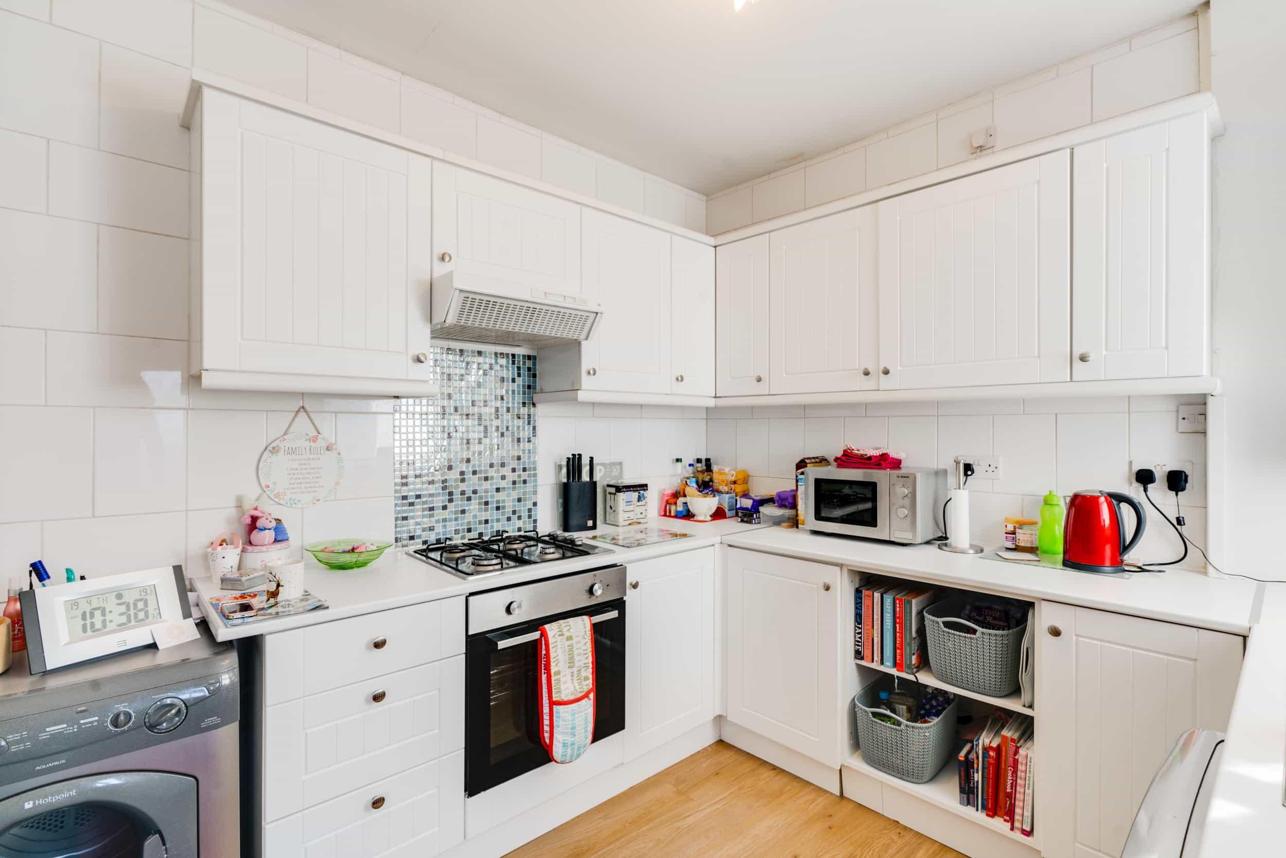 Firth Road - Kitchen