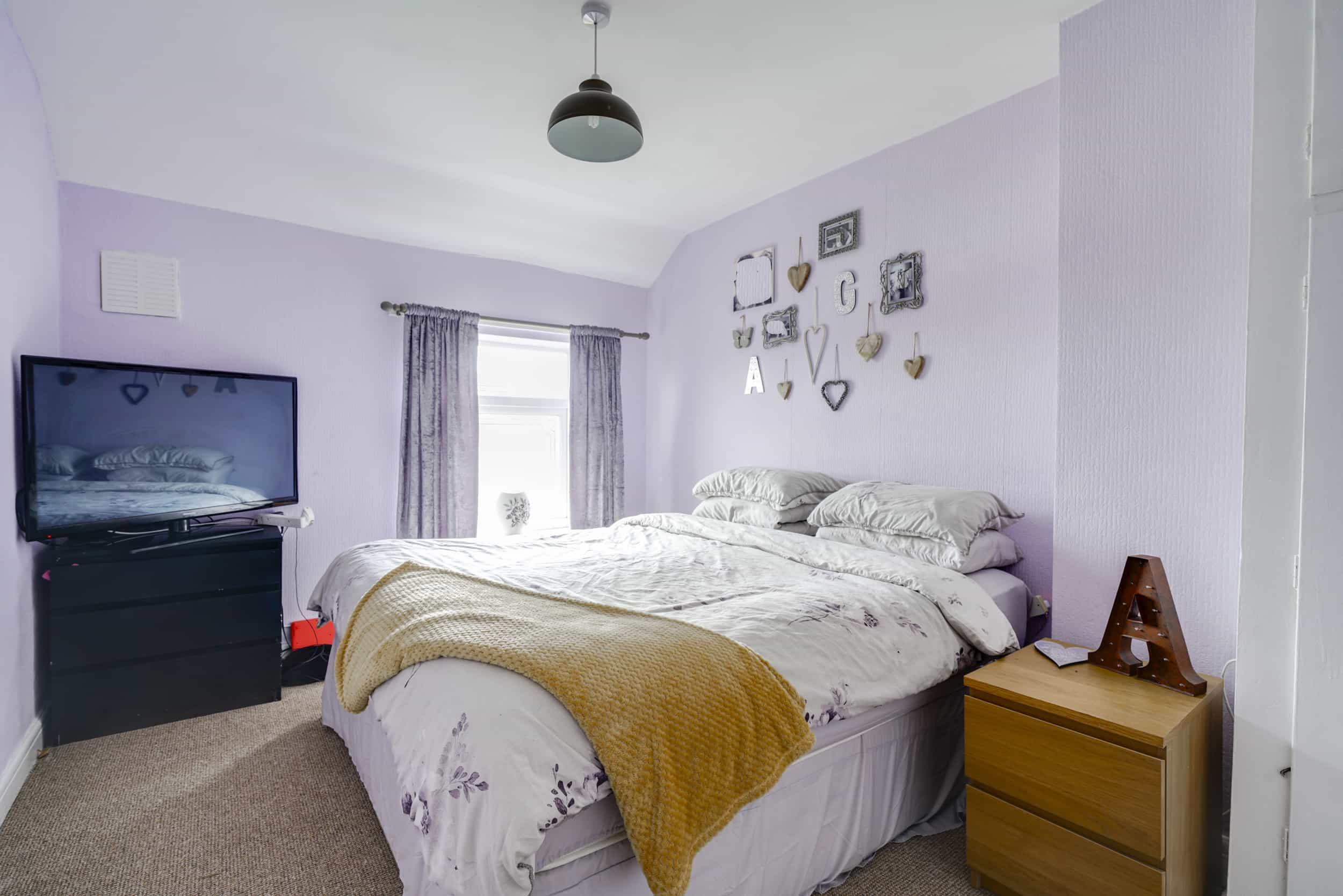 Park View - Bedroom
