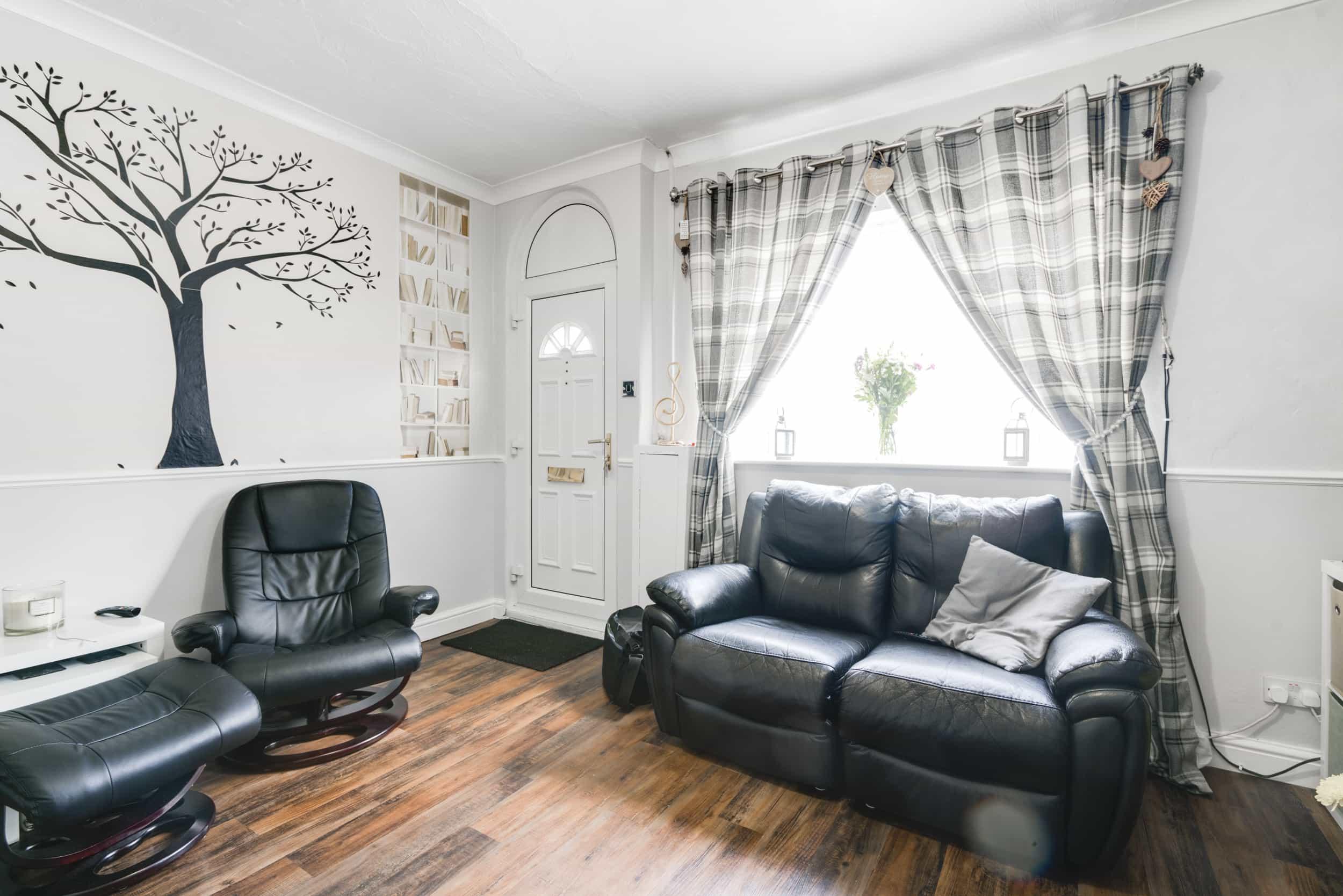 Jefferson St. Living Room
