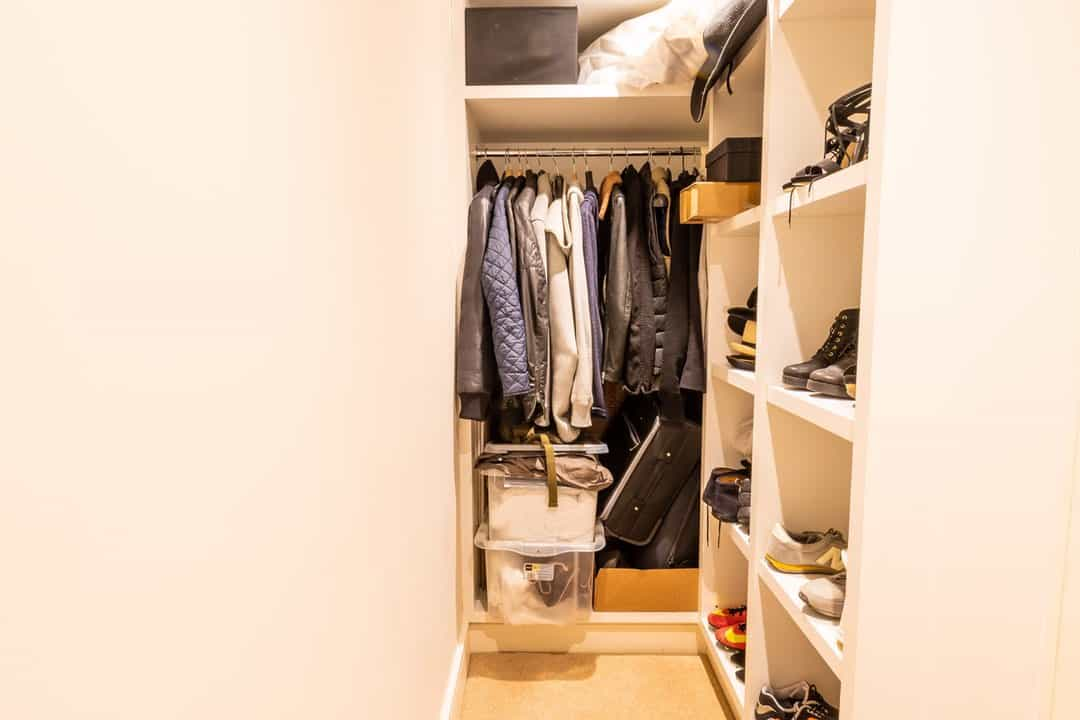 Storage / Walk in Wardrobe