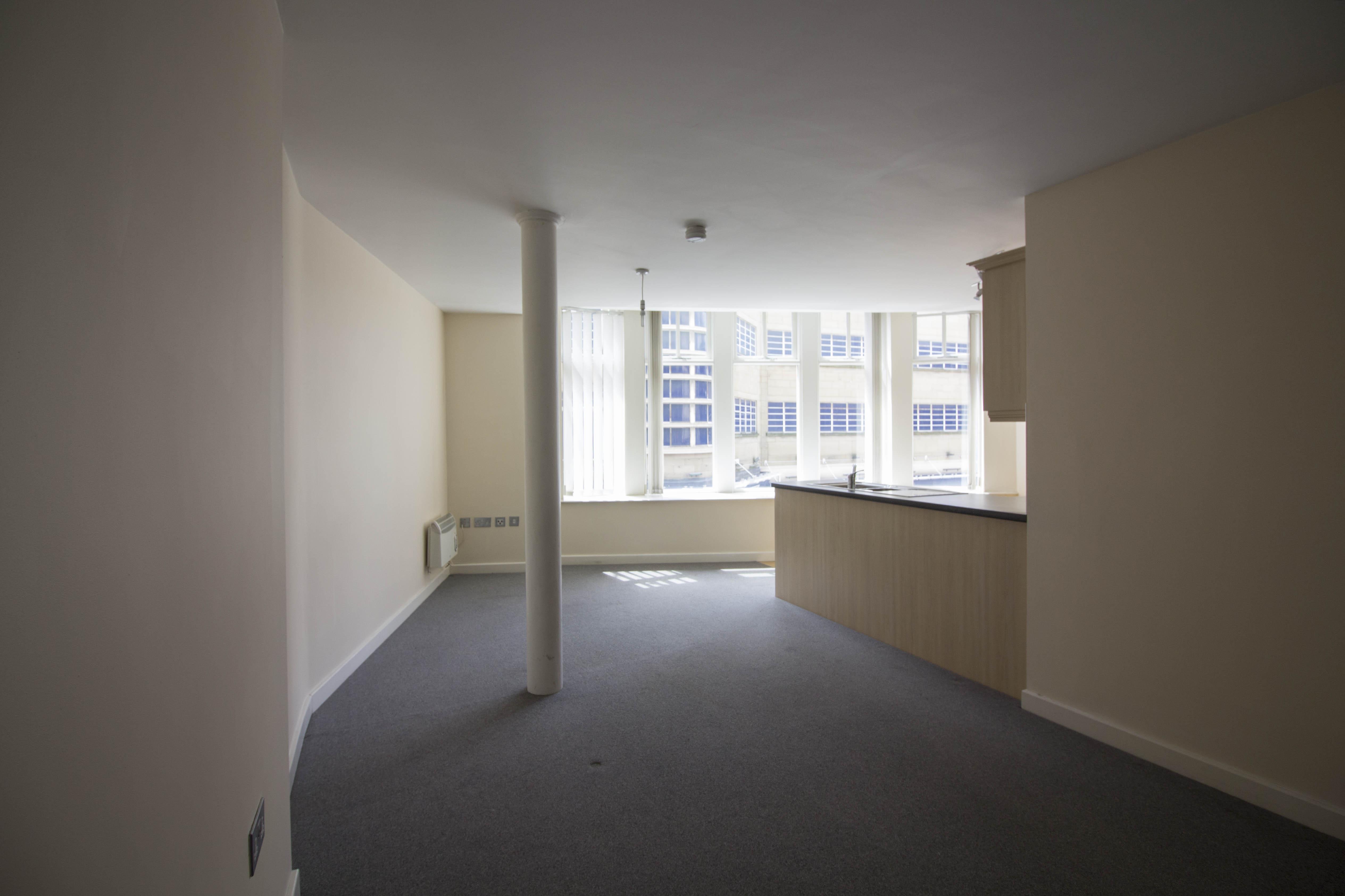 1 Bed, Reception room