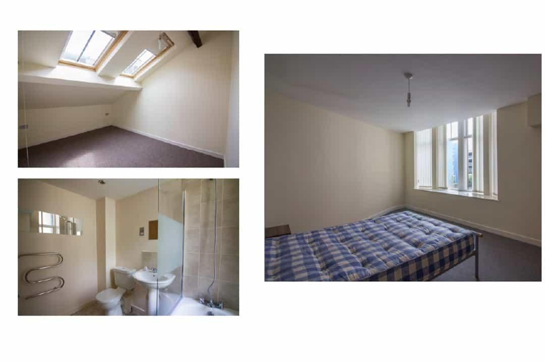 Bedroom (2 bed)